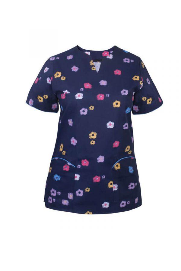 Bluza medyczna W20d we wzory